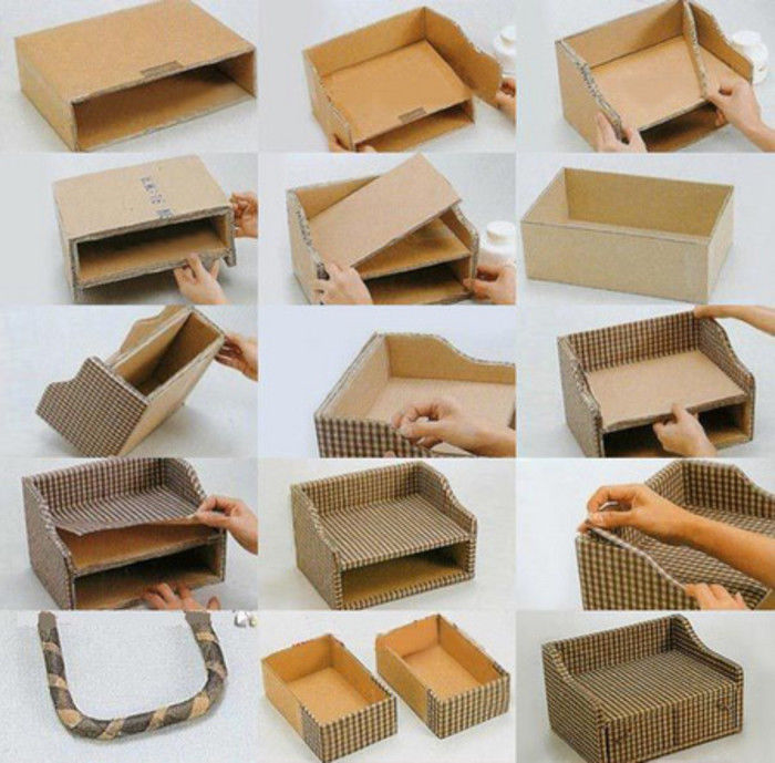 DIY Storage Cardboard Box Pictures, Photos, and Images for ...