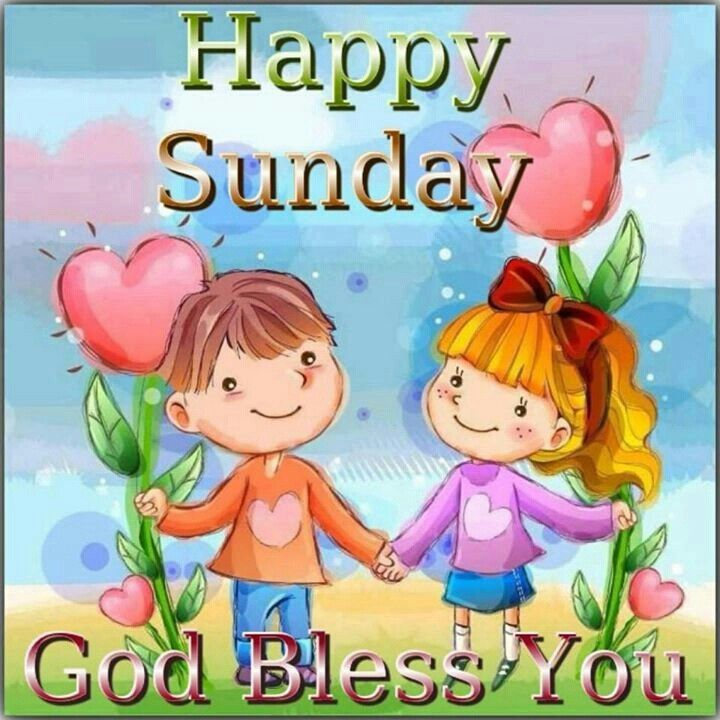 Good Morning Sunday God : Happy sunday god bless you pictures photos and images