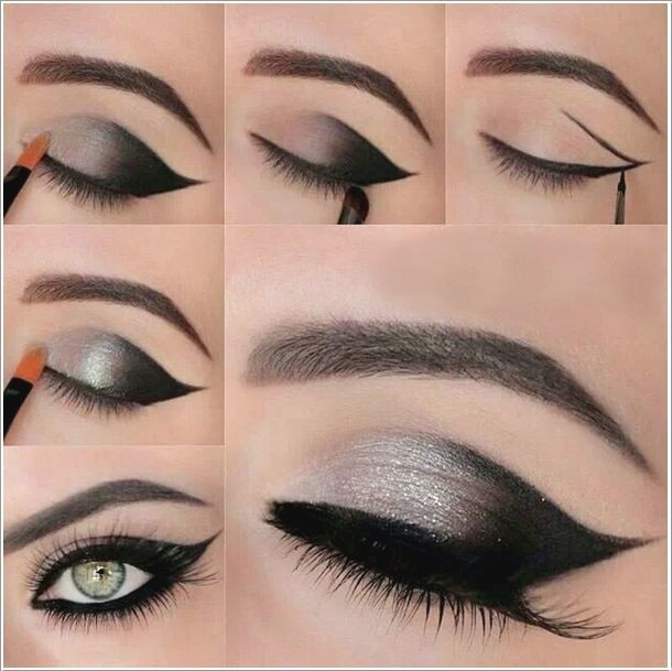 Makeup tutorial step by step pictures tumblr