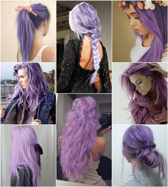 and purple hair styles purple hairstyles pictures photos and images for 8184