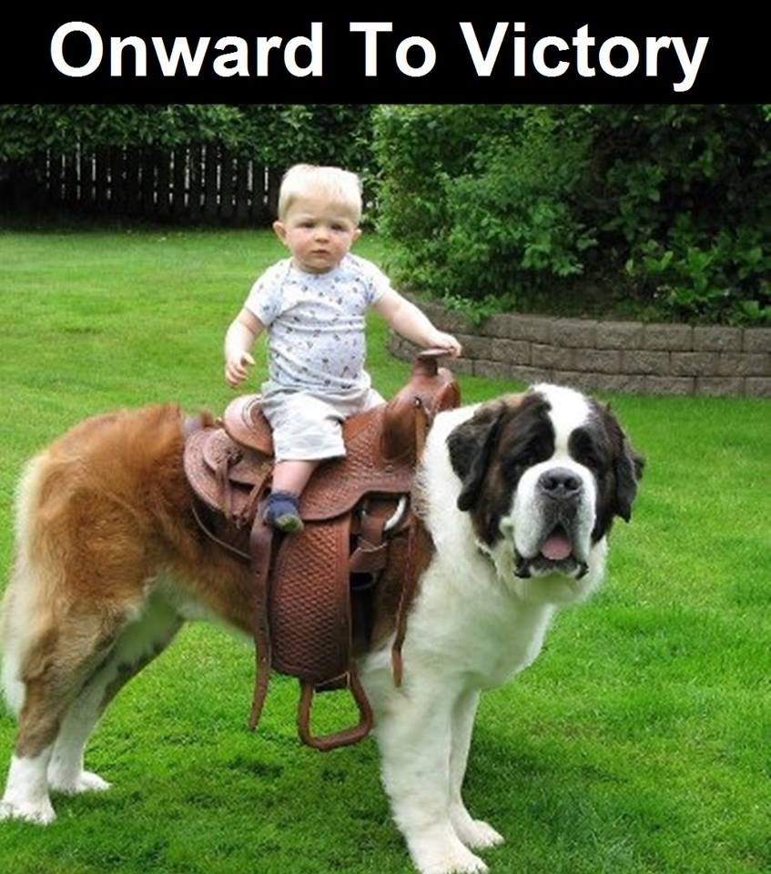 Onward To Victory