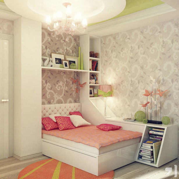 decorating small teenage girl s bedroom ideas pictures 19988 | 193711 decorating small teenage girl s bedroom ideas