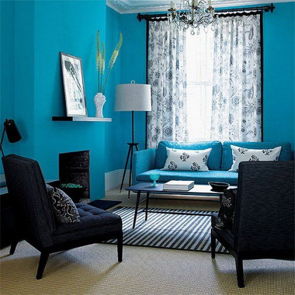 living room in blue blue amp black living room pictures photos and images for 17143