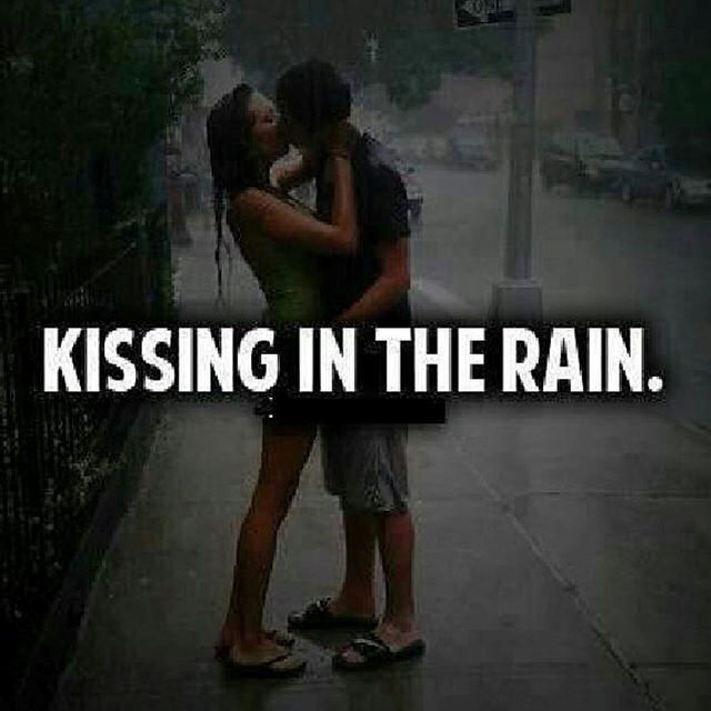 Kissing In The Rain Pictures, Photos, and Images for ...