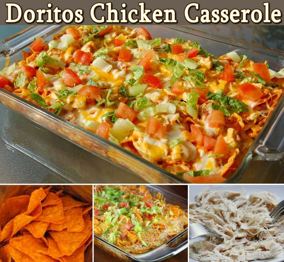 Doritos Chicken Casserole Pictures Photos And Images For