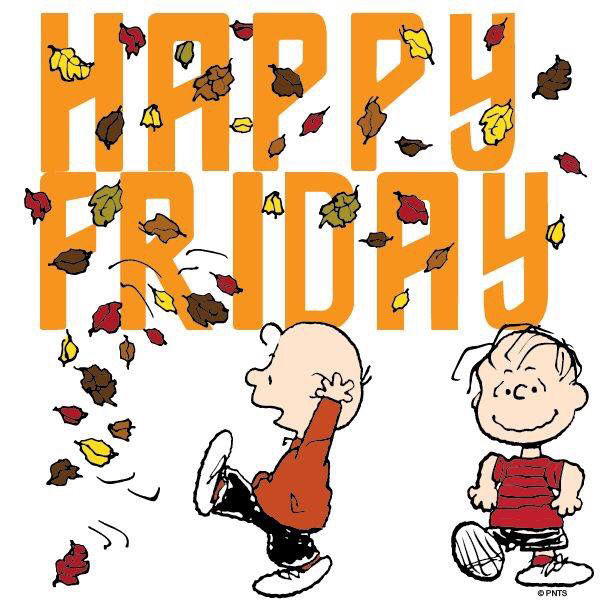 Charlie Brown Autumn Happy Friday Pictures, Photos, and ...