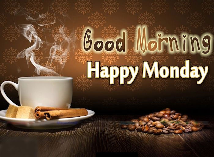 Good Morning Happy Monday Quote Pictures, Photos, and ...