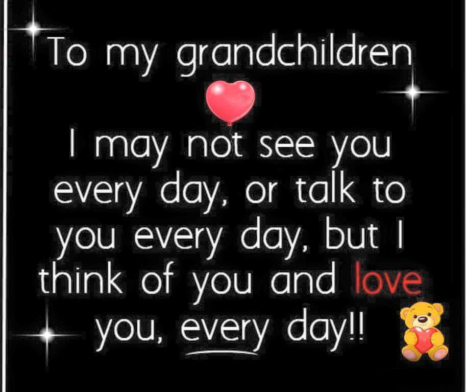 To My Grandchildren I Love You Pictures Photos And