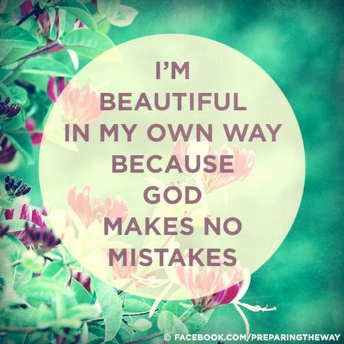 You Inspiration Hut Submit Your Inspiration: I Am Beautiful Quote Pictures, Photos, And Images For