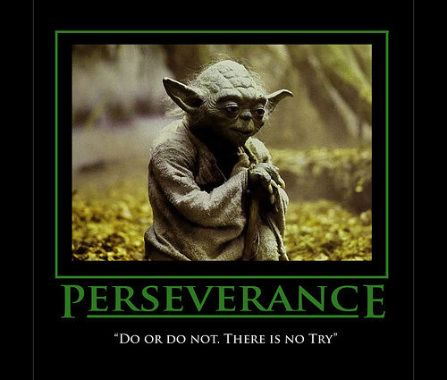 Perseverance Star Wars Quote Pictures, Photos, and Images ...