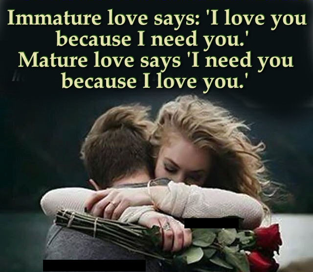 I Love Me Quotes Images: Mature Love Quote Pictures, Photos, And Images For