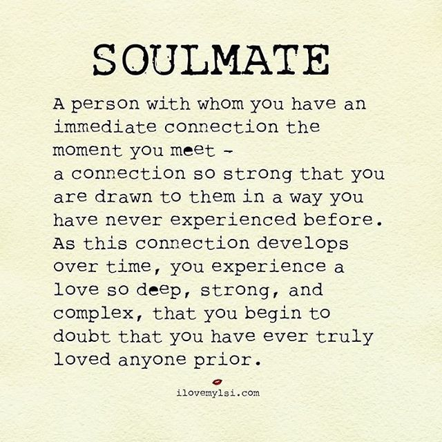 Love Is Quotes: What Is A Soulmate? Pictures, Photos, And Images For