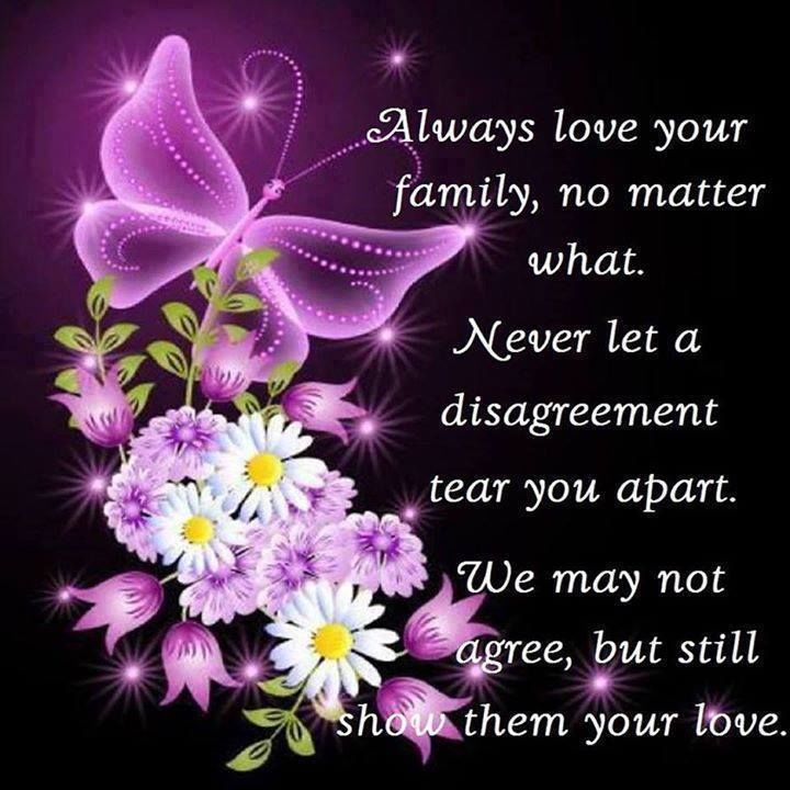 free valentines day greetings quotes - Always Love Your Family No Matter What s
