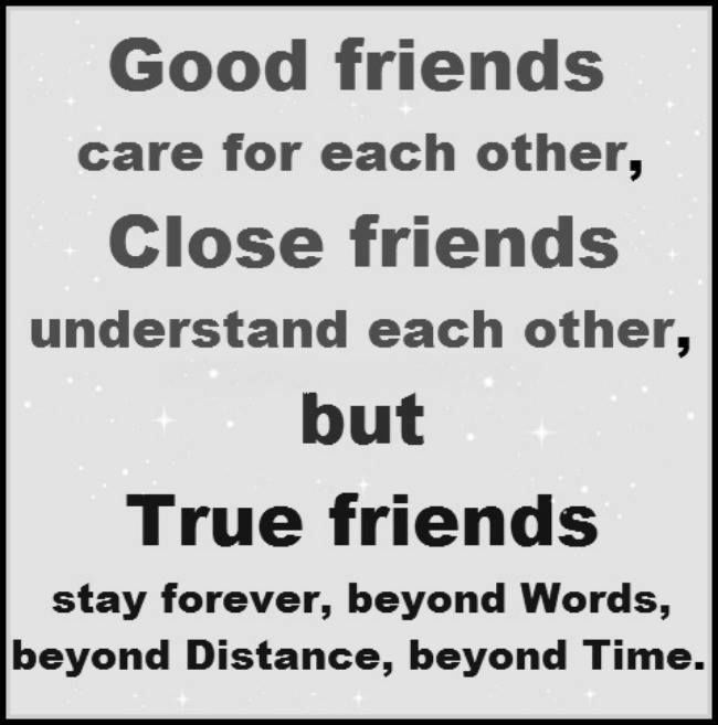 Love Quotes About Time Standing Still: True Friends Stand The Test Of Time Pictures, Photos, And