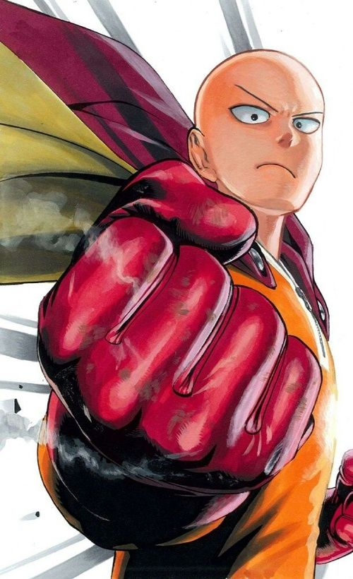 Saitama The One Punch Man Pictures, Photos, and Images for ...