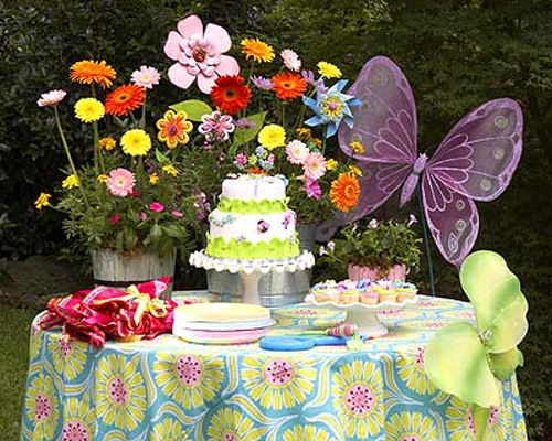 Spring Garden Party Table Pictures Photos And Images For