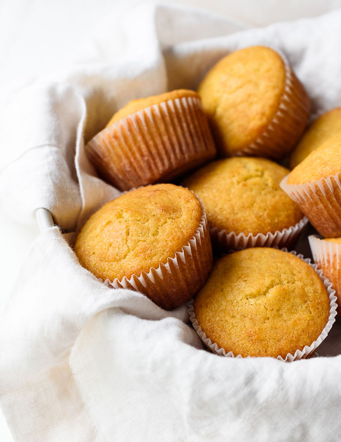 Honey Cornbread Muffins Pictures, Photos, and Images for Facebook ...