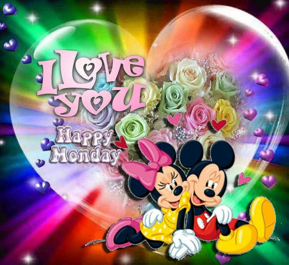 I Love You Happy Monday Pictures, Photos, and Images for ... Good Morning Happy Monday Quotes