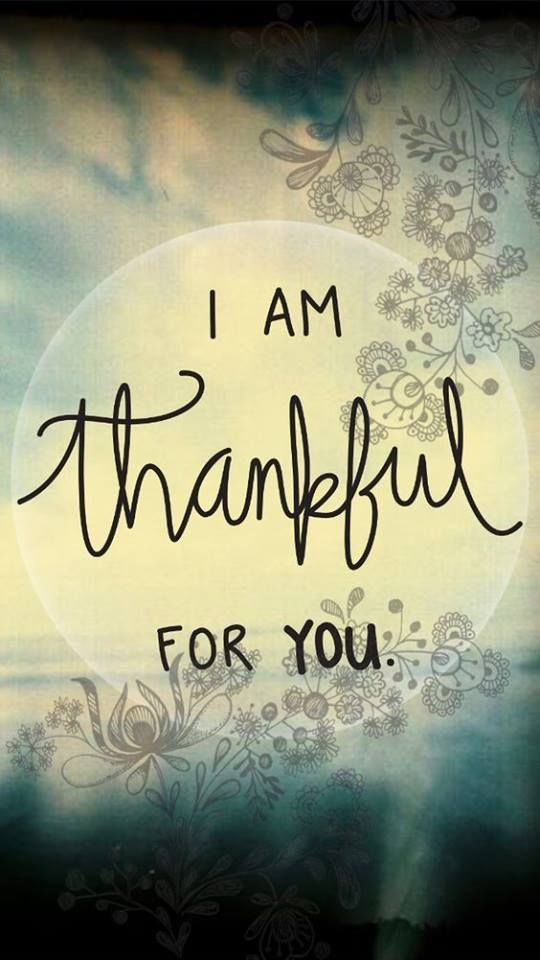 I Am Thankful For You Pictures, Photos, and Images for
