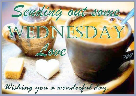 Sending Wednesday Love!