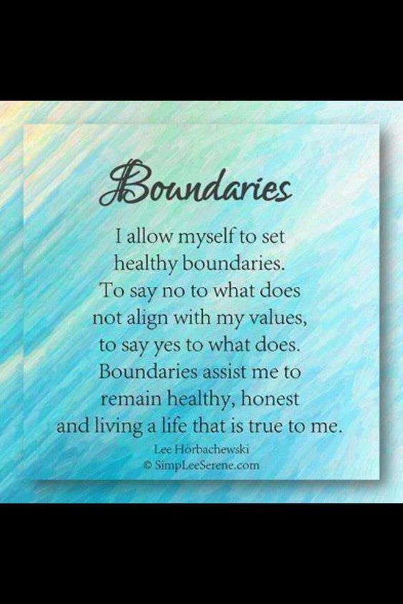 healthy boundaries pictures   images