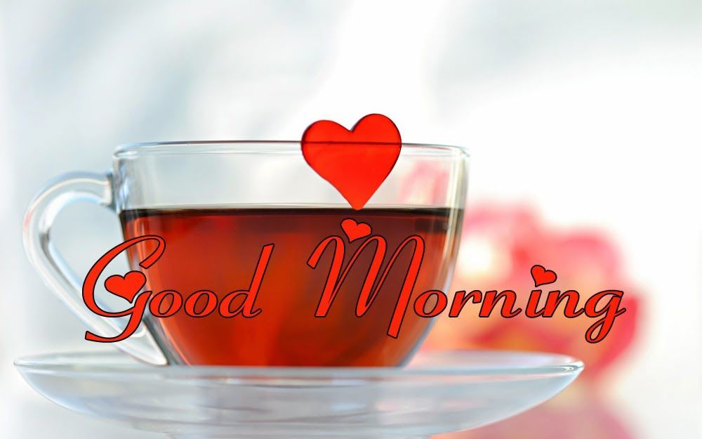 Good Morning Tea With Love Pictures, Photos, and Images