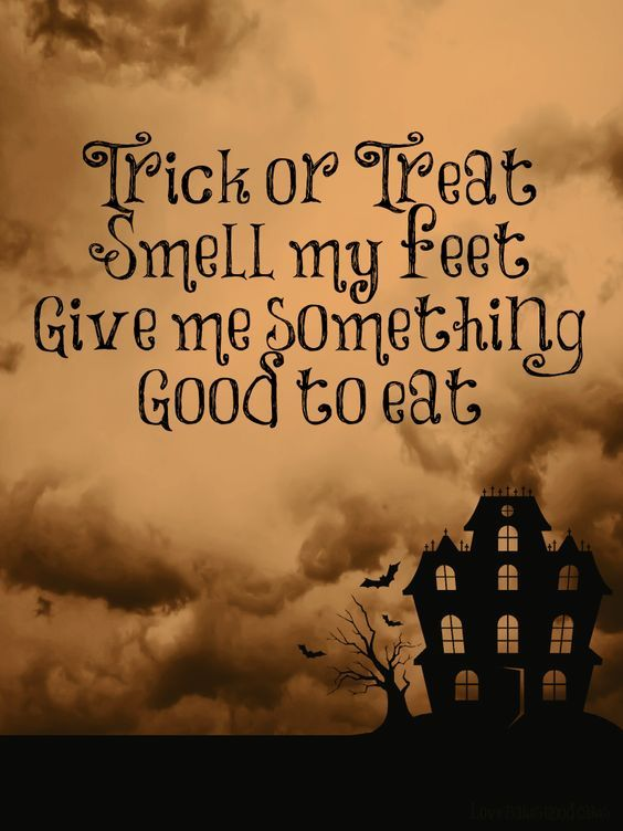trick or treat smell my feet craft trick or treat smell my pictures photos and images 8157