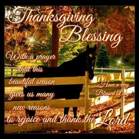 Thanksgiving Blessing