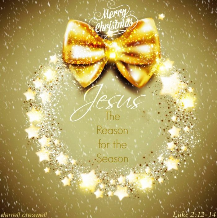 Merry Christmas Jesus The Reason For The Season Pictures