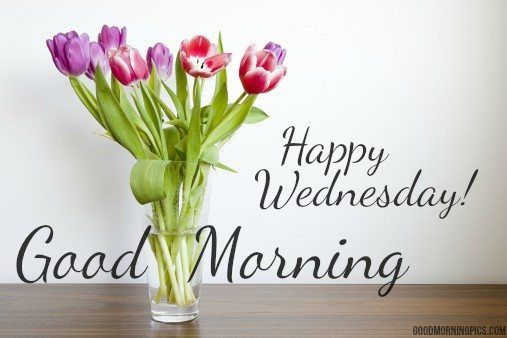 Happy Wednesday, Good Morning Pictures, Photos, and Images