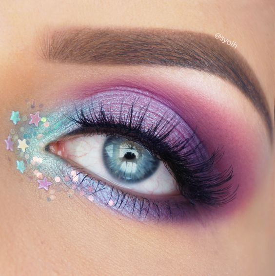 Pastel Fun Makeup Tutorial Pictures, Photos, and Images for Facebook ...
