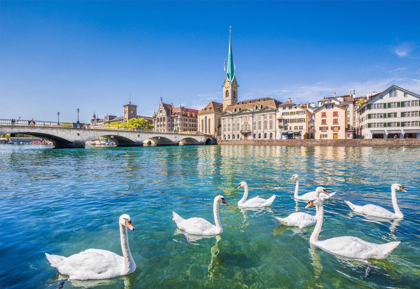 Zurich waters
