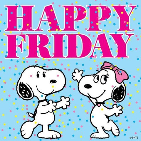 Happy Friday Snoopy Cute Instagram Quote Pictures, Photos ...