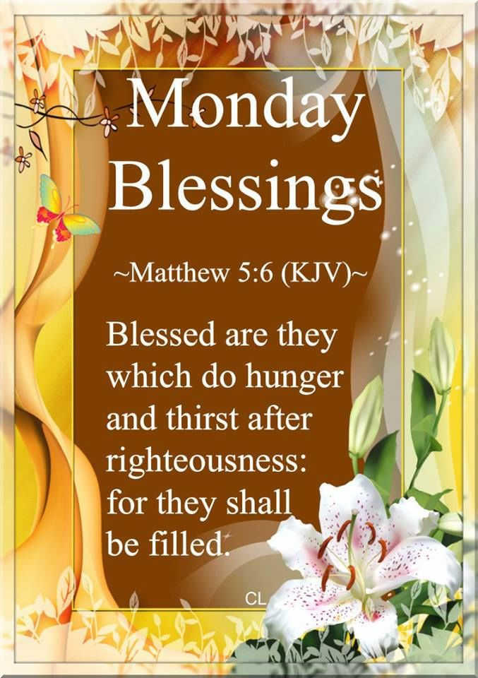 Monday Blessings Pictures, Photos, and Images for Facebook ...