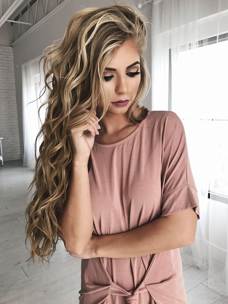 Beachwave Hair Idea Pictures, Photos, and Images for Facebook, Tumblr, Pinterest, and Twitter