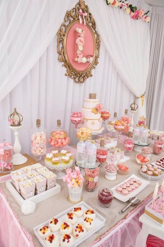 Beautiful Baby Girl Floral Baby Shower Pictures Photos