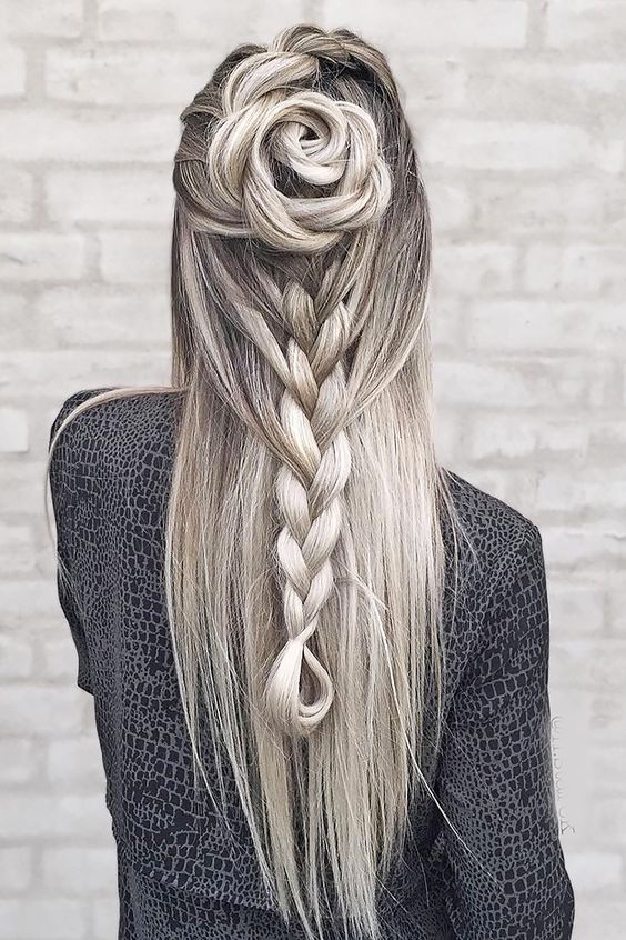 Creative & Unique Hairstyles Pictures, Photos, and Images ...