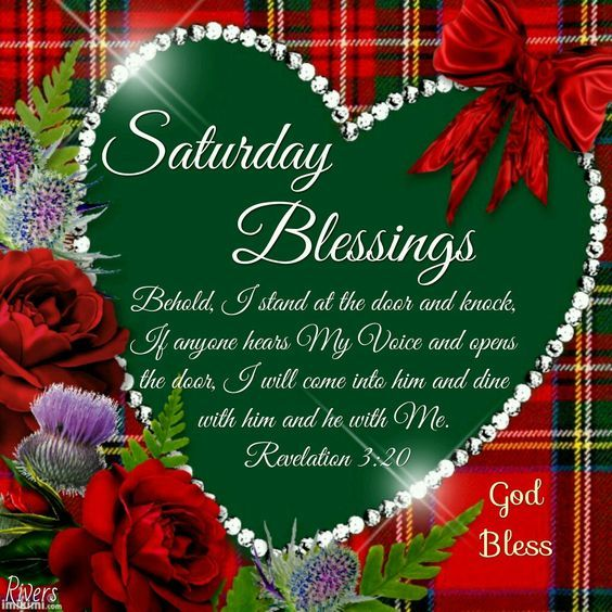 Saturday Blessings Pictures, Photos, and Images for
