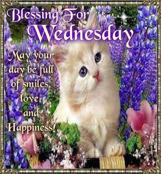 Blessing For Wednesday