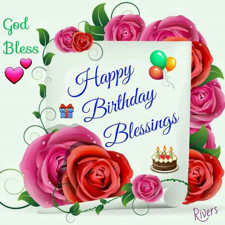 Happy Birthday Blessings Pictures, Photos, and Images for ... Good Morning Happy Monday Quotes