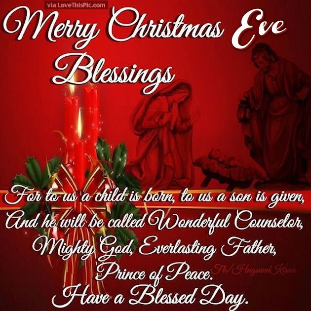 Christmas Eve Quotes Tumblr: Merry Christmas Eve Blessings Pictures, Photos, And Images