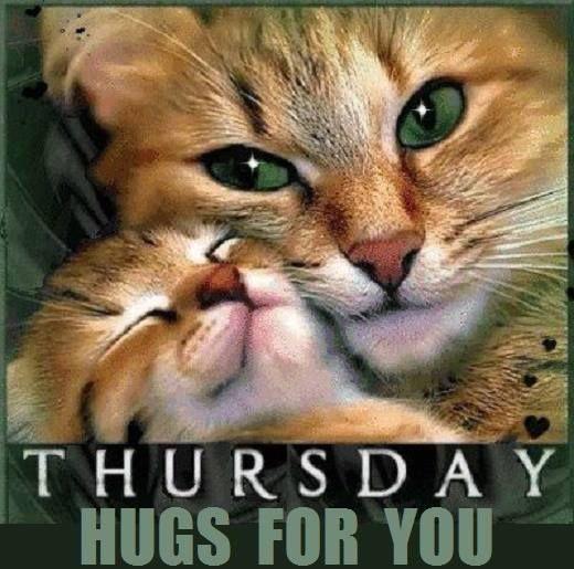 Hugs For Thursday