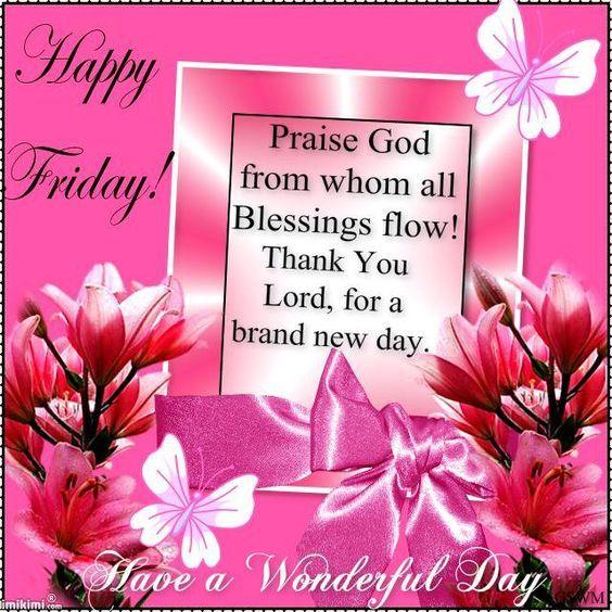 praise god from all blessings flow