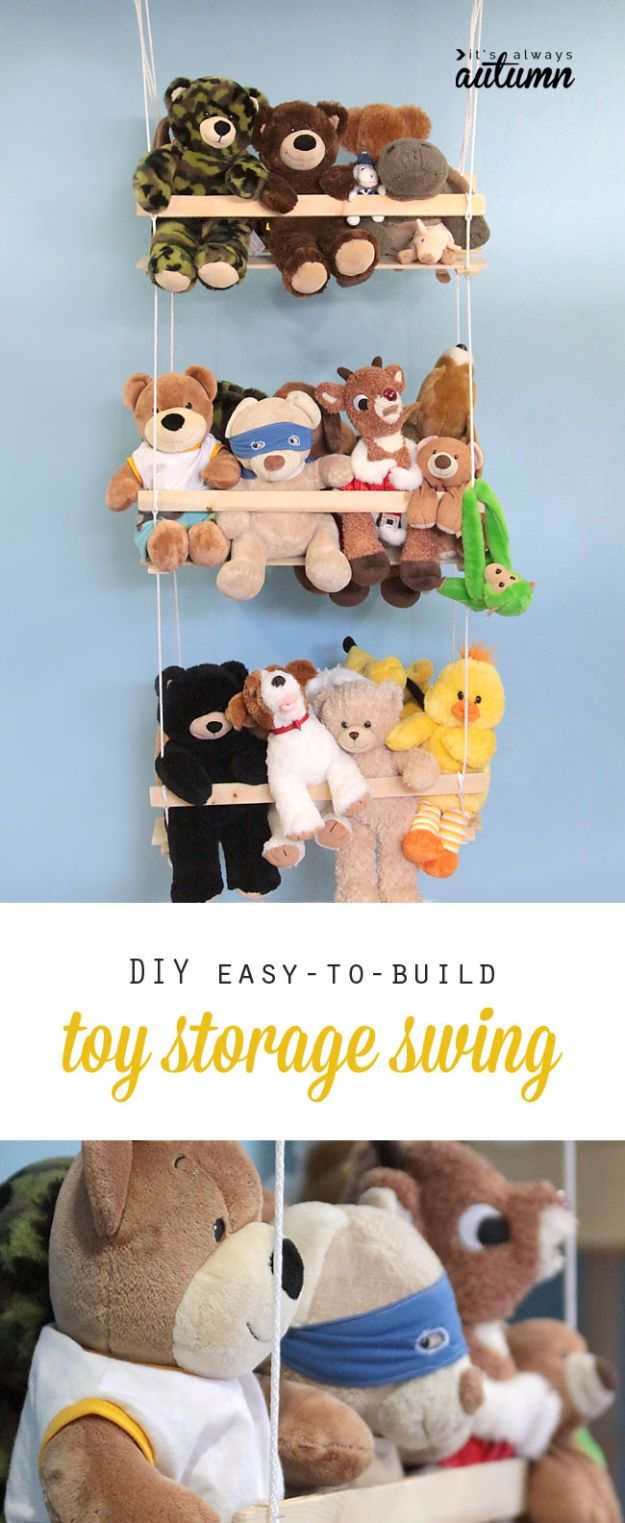 Hanging Toy Storage Pictures, Photos, and Images for ...
