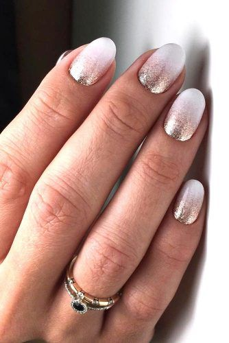 Glitter Ombre Nails Design Pictures Photos And Images