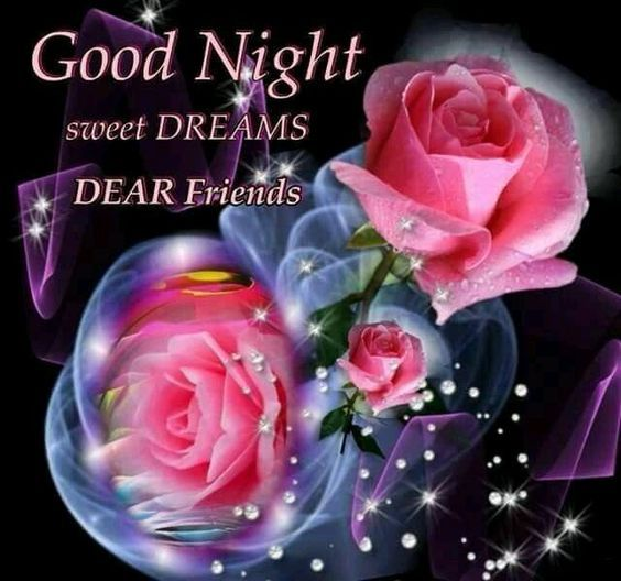 Dear Friends Sweet Dreams Pictures, Photos, and Images for ...