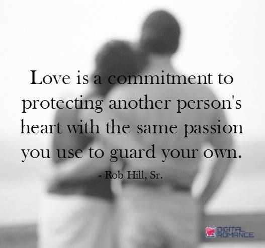 Love Is A Commitment Pictures, Photos, and Images for