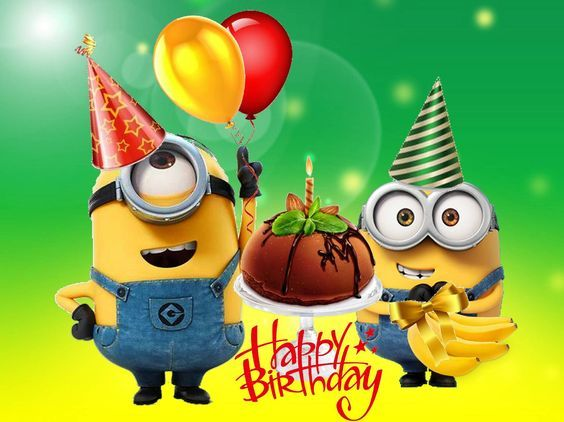 party minion happy birthday images pictures photos and