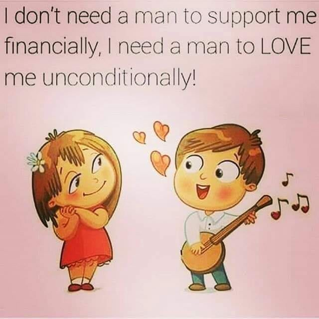 I Need A Man To Love Me Unconditionally Pictures, Photos