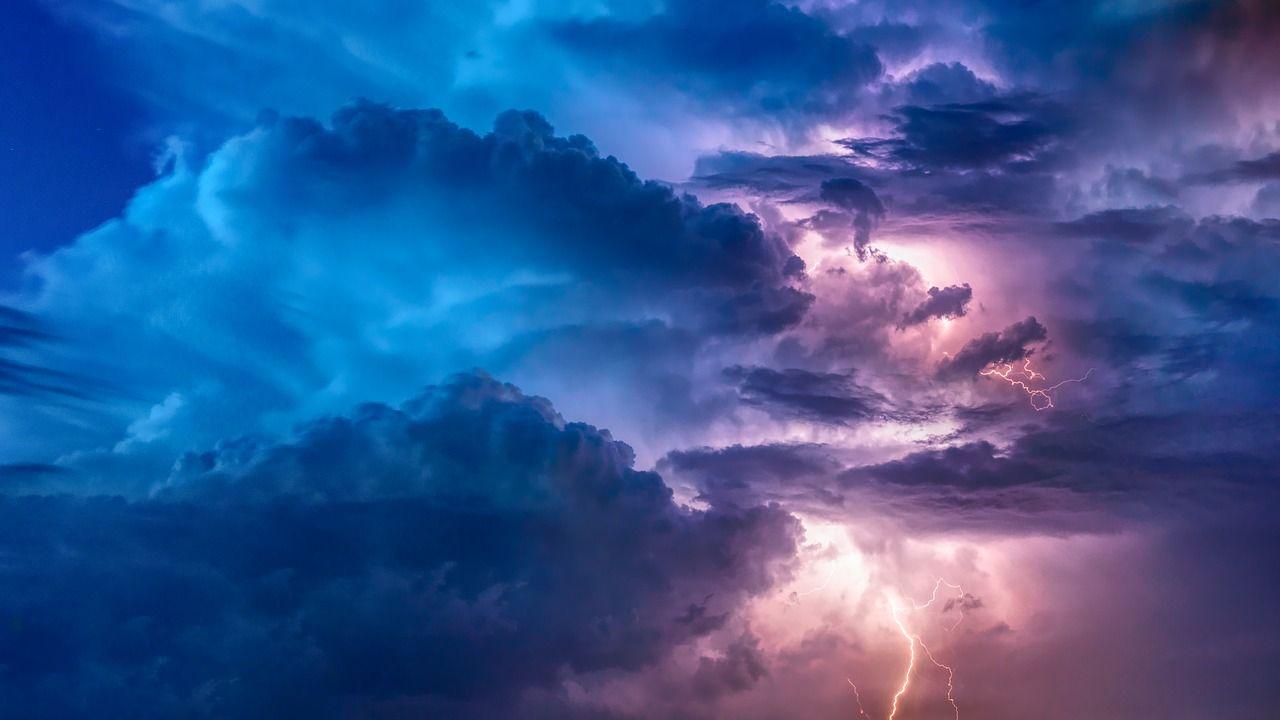 Thunderstorm Flashes